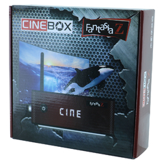 Cinebox Fantasia Z na internet