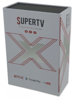 Supertv White X