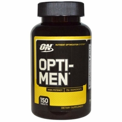 Optimum Nutrition Opti-Men 150 cápsulas