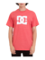 Camiseta DC Shoes Star Vermelha Mescla