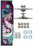 Skate Wood Light Completo Amador 8.0 Girl and Dragon
