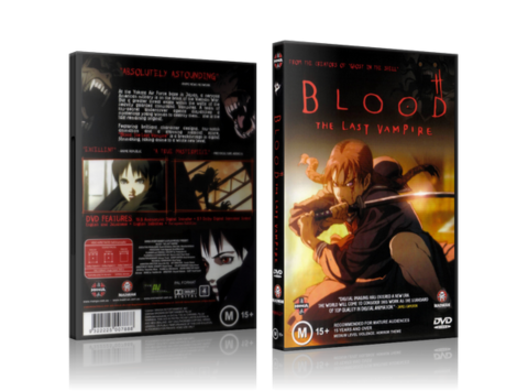 Blood: The Last Vapire