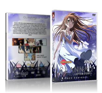 Clannad DVD Cover capa