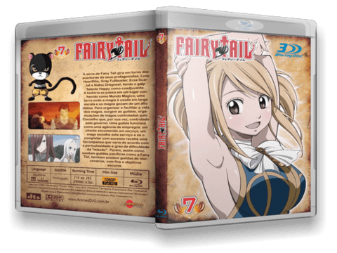 Fairy Tail Cover Capa
