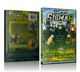 G. I. Joe Sigma Six