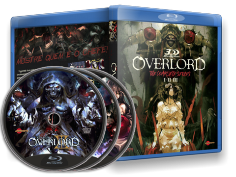 Overlord Blu-ray Cover