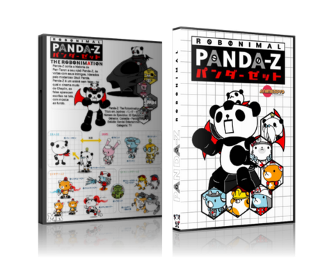 Panda-Z: The Rebonimation