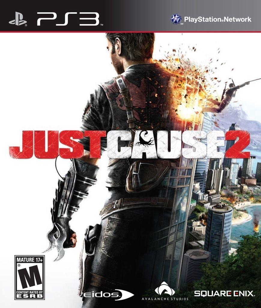 Just Cause 2 (SEMINUEVO)