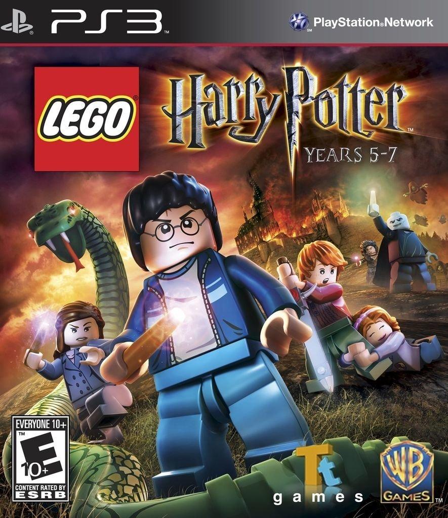LEGO HARRY POTTER 5-7 SEMINUEVO