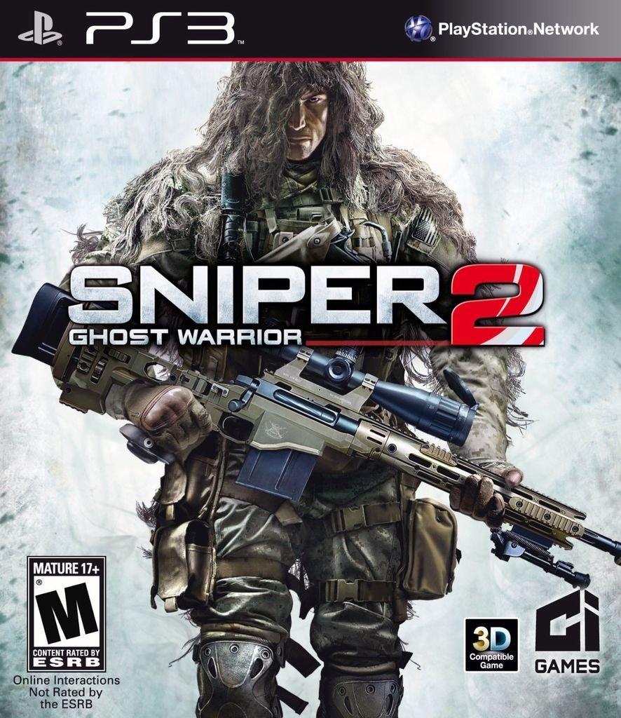 Sniper: Ghost Warrior 2 (SEMINUEVO)