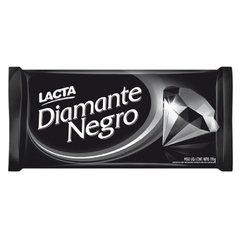 Barra de Chocolate Diamante Negro Lacta