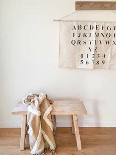 Wallhanging ABC