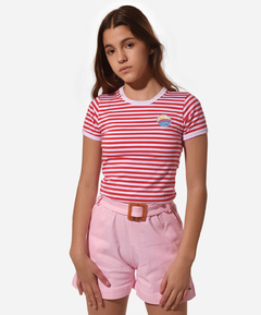 Short CLOCHARD Rosa en internet