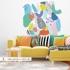 ABSTRACT COLORS - comprar online