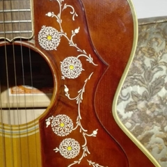 Guitarra Gibson J-200 Artist 1972 on internet