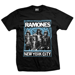 Remera Ramones - NY City en internet