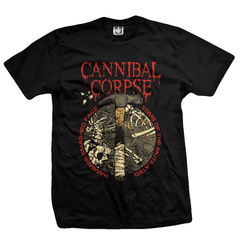 Remera Cannibal Corpse en internet