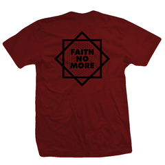 Remera Faith No More - King for a Day - comprar online