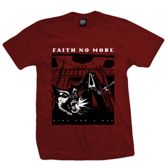 Remera Faith No More - King for a Day