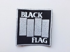 Black Flag Banderas