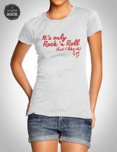 remeras rolling stones