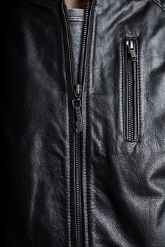 Jacket Leather Dee Dee - tienda online
