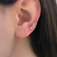I MIGHT BE IN LOVE GOLD STUD (X1) - comprar online
