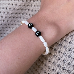 PULSERA PACMAN (personalizable) - JUST LIKE A CHILD COLLECTION