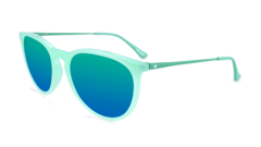 Óculos de sol Knockaround Mary Janes - Mint Jelly