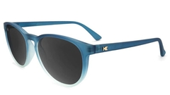 Óculos de sol Knockaround Mai Tais - Frosted Rubber Blue Ice / Smoke