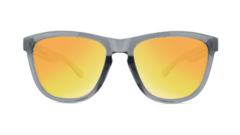 Óculos de Sol Knockaround Premiums Sport - Clear Grey / Sunset - comprar online