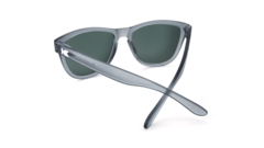 Óculos de sol Knockaround Premiums - Frosted Grey / Green Moonshine - TRI Designs