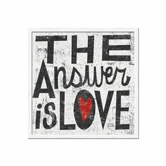 The Answer is Love - tienda online