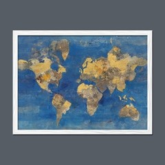 Golden World - Sur Arte Shop - Láminas y Cuadros