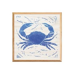 Sea Creature Crab Blue