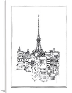 Paris Sketch