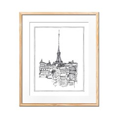 Paris Sketch - comprar online