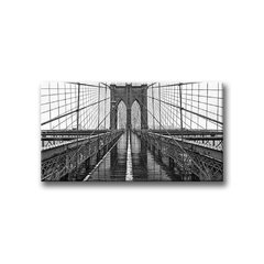 Brooklyn Bridge in Black and White - comprar online
