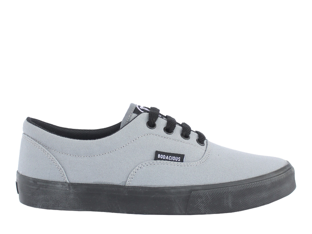 ZAPAS BROOKLYN GRIS NEGRO
