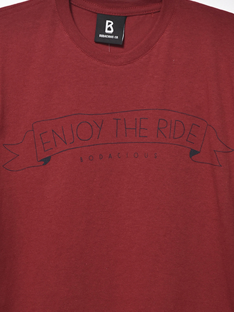REMERA ENJOY THE RIDE Jr - comprar online
