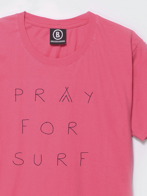 REMERA PRAY FOR SURF - comprar online