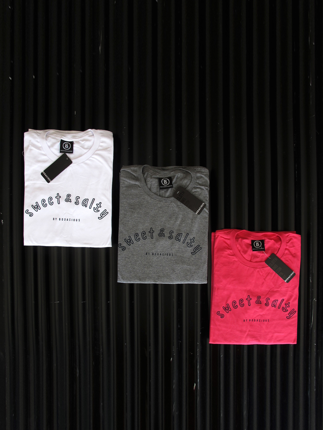 REMERA SWEET & SALTY - Bodacious Clothing