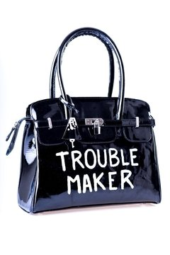 Cartera Trouble Maker