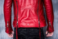 Rockera Vicious Red - FRANCUIR