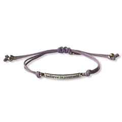 Pulseira Believe in Yourself - comprar online