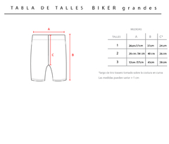 BIKER  IDEAS G (grandes) en internet