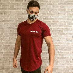 T-Shirt - Empathy Bordo