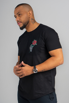 T-Shirt - Skull My Rose na internet