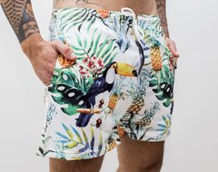 Shorts - Abacaxi - comprar online