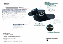 Imagem do Chinelo Slide Black